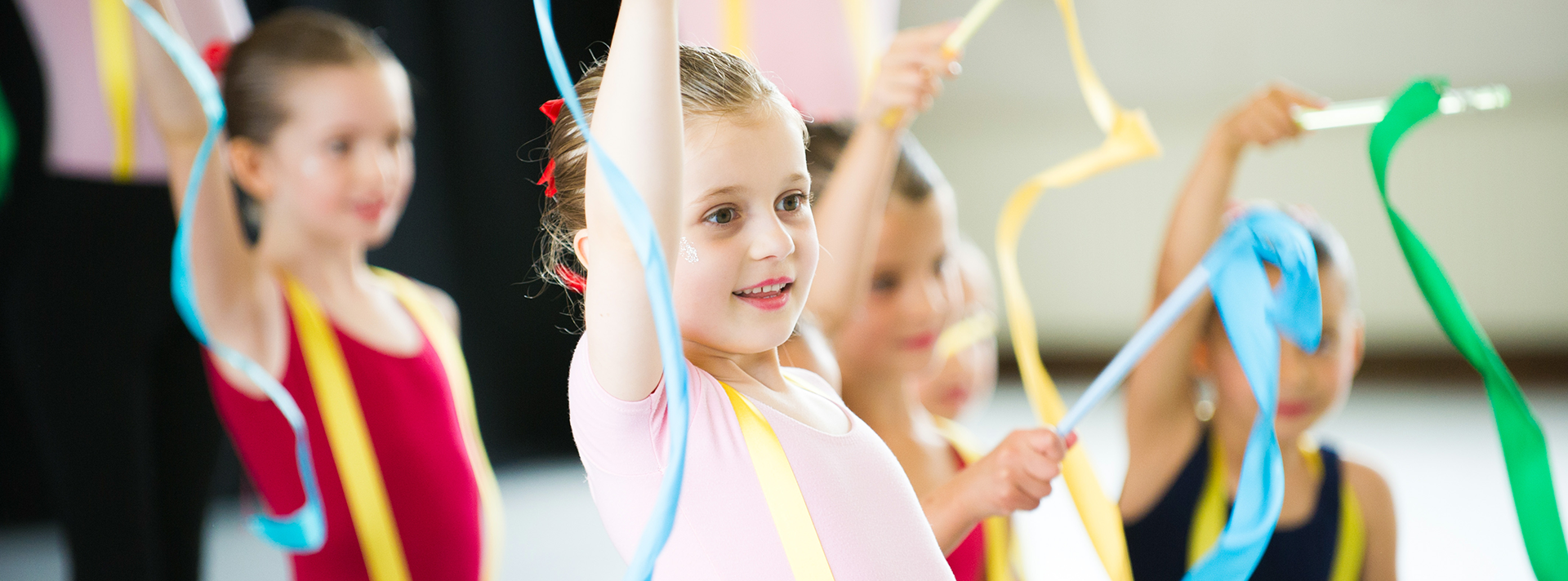 Children Develop their Skills, Self-Expression and Natural Abilities